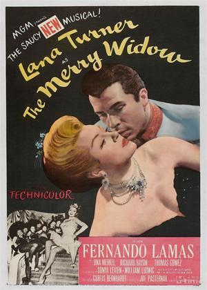 Rent The Merry Widow Online DVD Rental