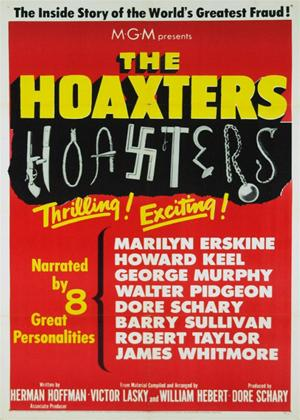 Rent The Hoaxters Online DVD Rental