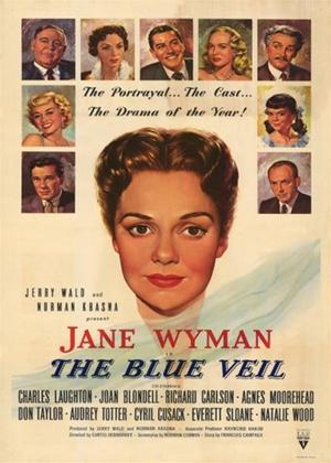 Rent The Blue Veil Online DVD Rental