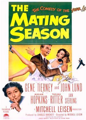 Rent The Mating Season Online DVD & Blu-ray Rental