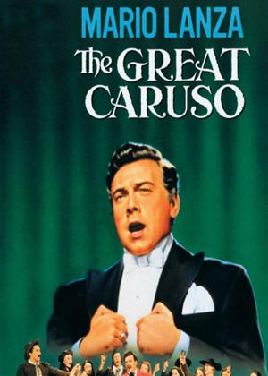 Rent The Great Caruso Online DVD Rental