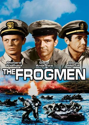 Rent The Frogmen Online DVD Rental