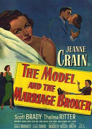 Rent The Model and the Marriage Broker Online DVD Rental
