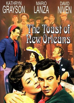 Rent The Toast of New Orleans Online DVD Rental