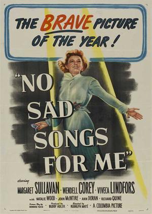 Rent No Sad Songs for Me Online DVD Rental