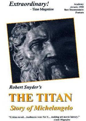 Rent The Titan: Story of Michelangelo Online DVD Rental
