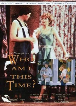 Rent Who Am I This Time? Online DVD Rental