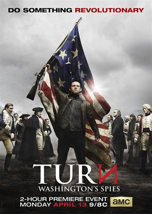 Rent TURN: Washington's Spies: Series 2 Online DVD & Blu-ray Rental