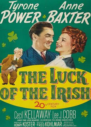 Rent The Luck of the Irish Online DVD Rental