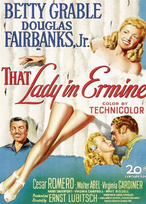 Rent That Lady in Ermine Online DVD Rental