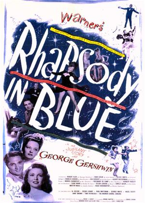 Rhapsody in Blue Online DVD Rental