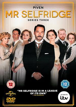Rent Mr Selfridge: Series 3 (aka Mr. Selfridge) Online DVD & Blu-ray Rental