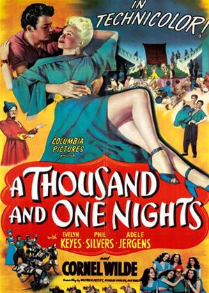 Rent A Thousand and One Nights Online DVD Rental