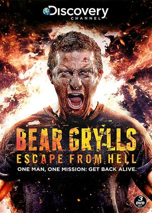 Rent Bear Grylls: Escape from Hell Online DVD Rental