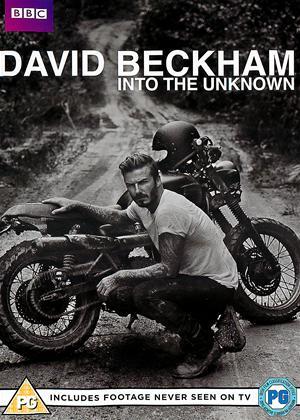 Rent David Beckham: Into the Unknown Online DVD Rental