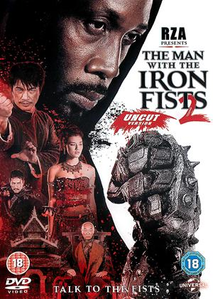 Rent The Man with the Iron Fists 2 Online DVD Rental