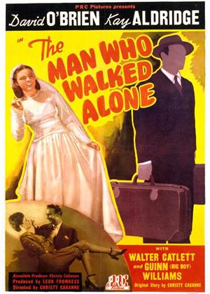 Rent The Man Who Walked Alone Online DVD Rental