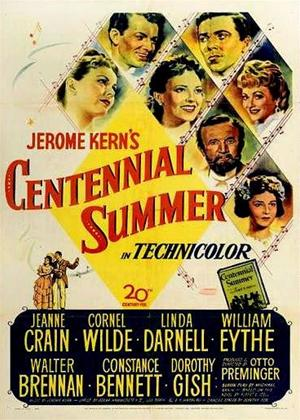 Rent Centennial Summer Online DVD & Blu-ray Rental