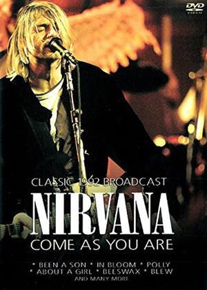 Rent Nirvana: Come as You Are Online DVD Rental