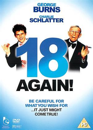 Rent 18 Again! Online DVD Rental