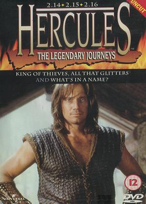 Rent Hercules: The Legendary Journeys: Series 2 (Ep. 14-16) Online DVD Rental