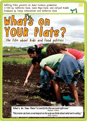 Rent What's on Your Plate? Online DVD Rental