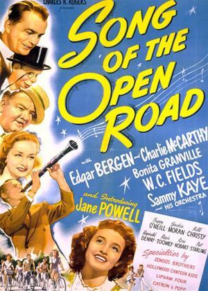 Rent Song of the Open Road Online DVD Rental