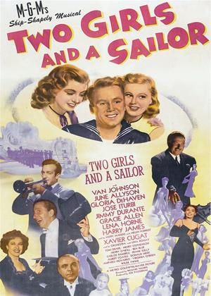 Rent Two Girls and a Sailor Online DVD Rental