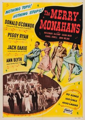 Rent The Merry Monahans Online DVD Rental