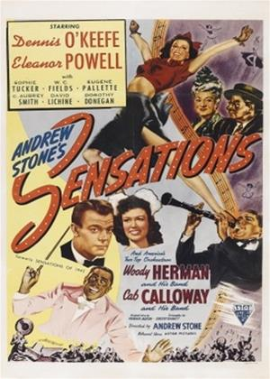 Sensations of 1945 Online DVD Rental