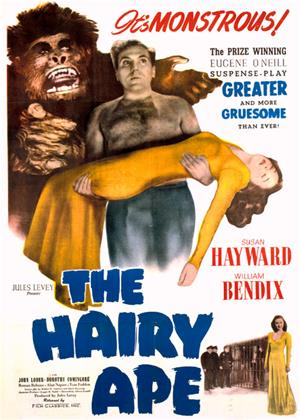 Rent The Hairy Ape Online DVD Rental