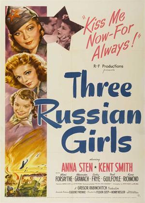 Rent Three Russian Girls Online DVD Rental