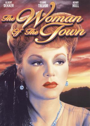 Rent Woman of the Town Online DVD & Blu-ray Rental