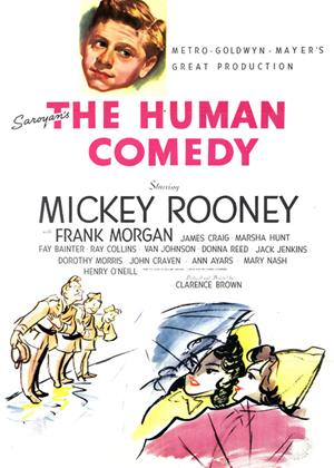 Rent The Human Comedy Online DVD Rental