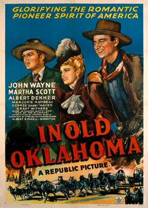 Rent In Old Oklahoma (aka War of the Wildcats) Online DVD Rental