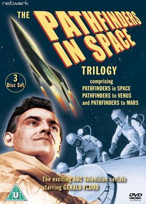 Rent The Pathfinders in Space: Trilogy Online DVD Rental