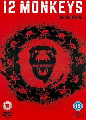 Rent 12 Monkeys: Series 1 Online DVD & Blu-ray Rental