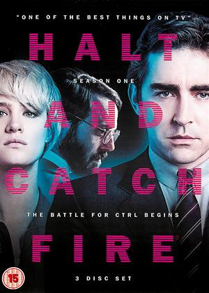 Rent Halt and Catch Fire: Series 1 Online DVD Rental