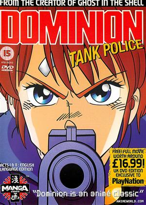 Rent Dominion Tank Police: Acts 1 and 2 (aka Dominion) Online DVD Rental