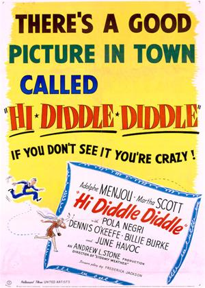 Rent Hi Diddle Diddle Online DVD Rental