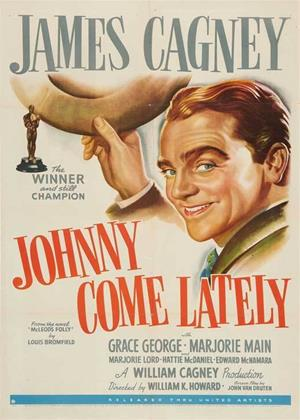 Rent Johnny Come Lately Online DVD Rental