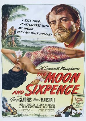 Rent The Moon and Sixpence Online DVD Rental
