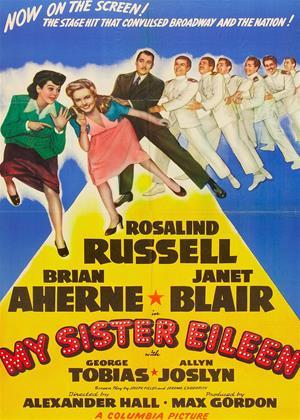 Rent My Sister Eileen Online DVD Rental
