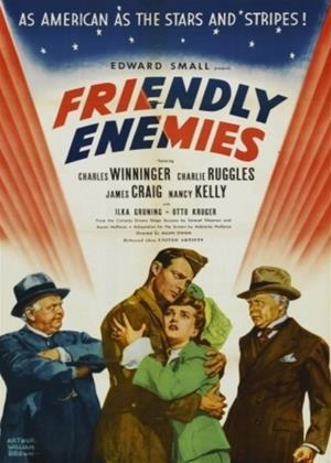 Rent Friendly Enemies Online DVD & Blu-ray Rental