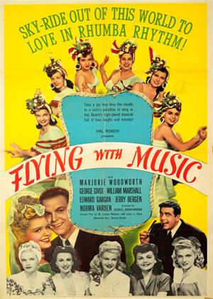 Rent Flying with Music Online DVD Rental