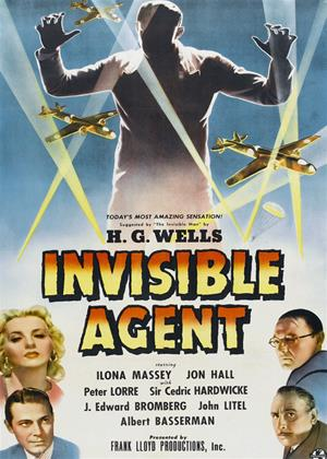 Rent Invisible Agent Online DVD Rental