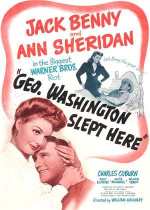 Rent George Washington Slept Here Online DVD Rental