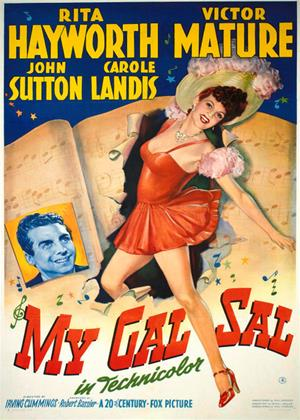 Rent My Gal Sal Online DVD Rental