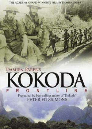 Rent Kokoda Front Line! Online DVD Rental