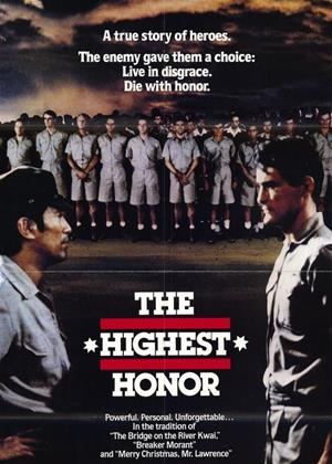Rent The Highest Honor (aka Heroes of the Krait) Online DVD Rental